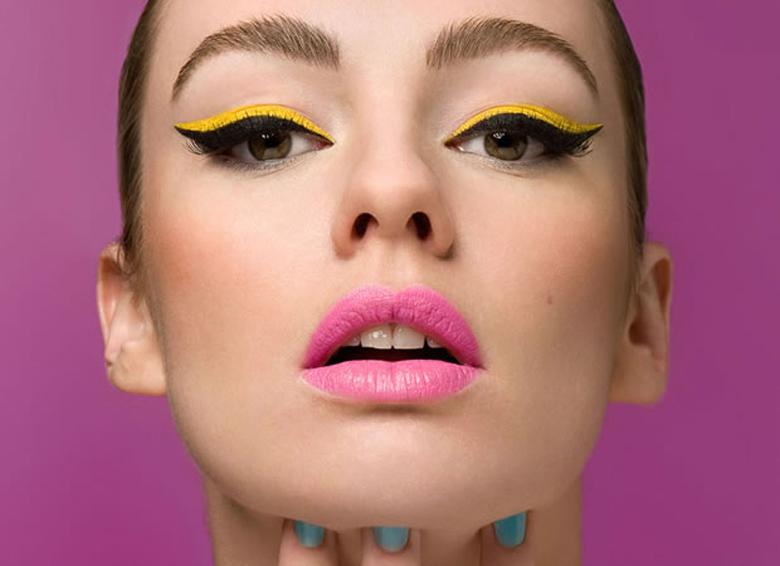 Модный макияж 2017
