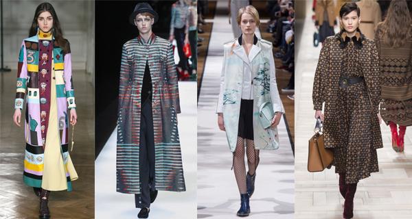 Модные принты осень-зима 2017-2018