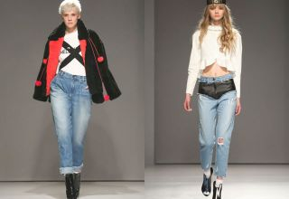 Модные джинсы осень-зима 2017-2018