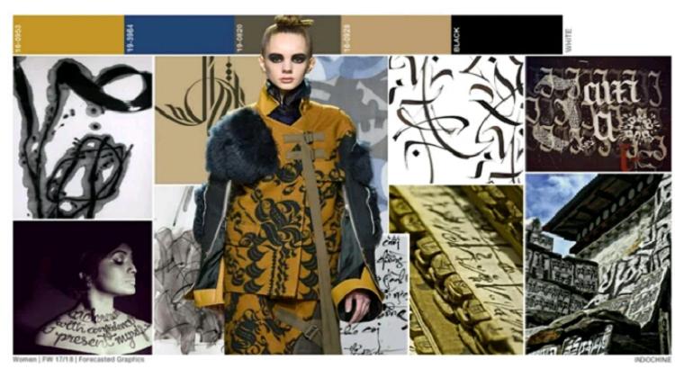 Модная одежда осень-зима 2017