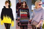 Модные свитера осень 2017