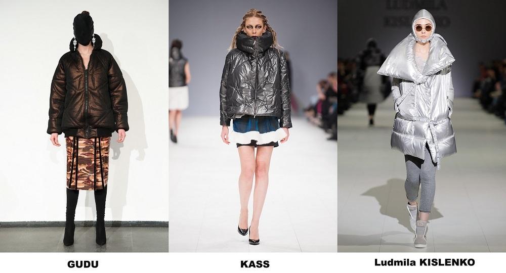 Модные зимние куртку 2017-2018