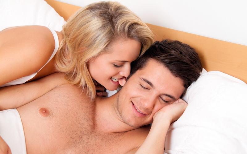 Чему стоит научить мужчину в постели