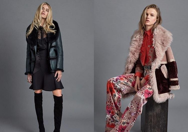Модные-женские куртки зима 2017