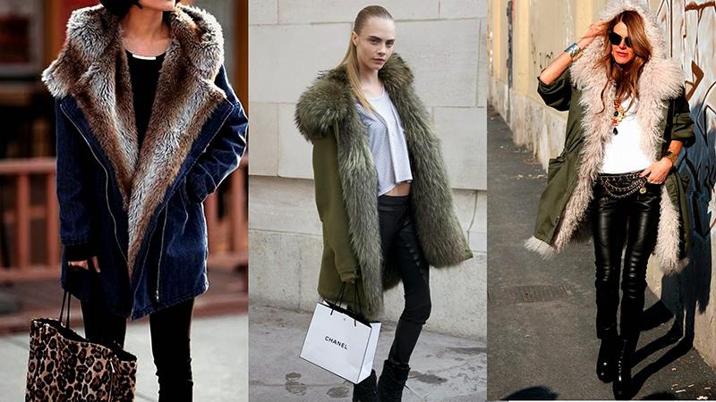 Модные куртки зима 2018