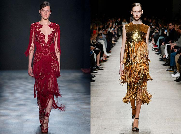 модное платье этой зимой 2018
