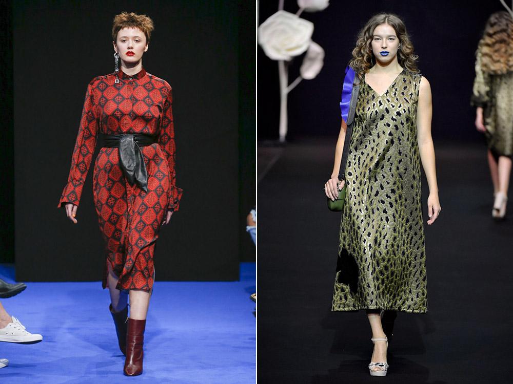Модные платья осень-зима 2019-2020 - 90 фото fd674137e0a