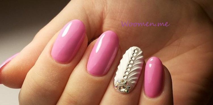 Модная форма ногтей этим летом