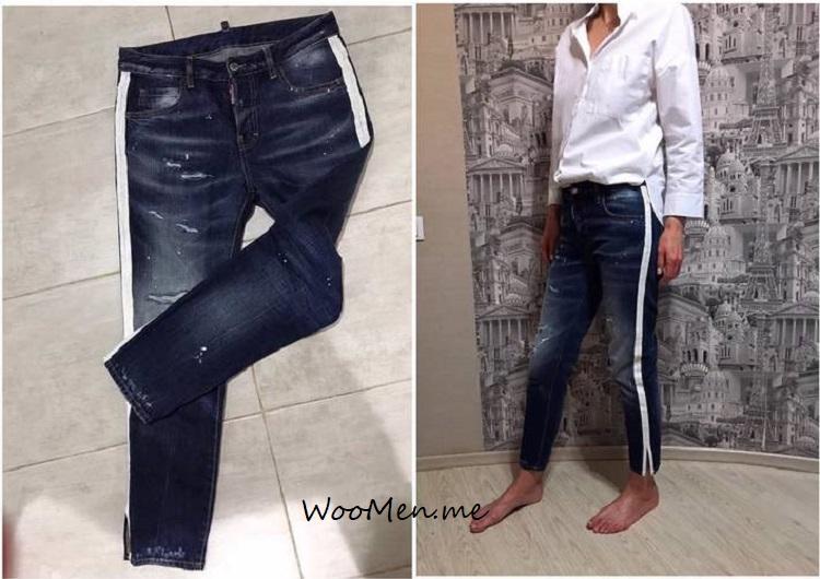 Модные летние джинсы 2018