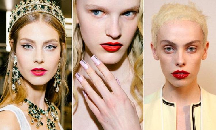 Модный макияж весна 2018