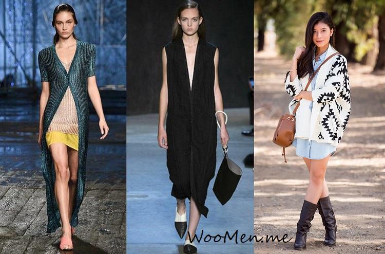 Модные кофты весна 2018 тенденции