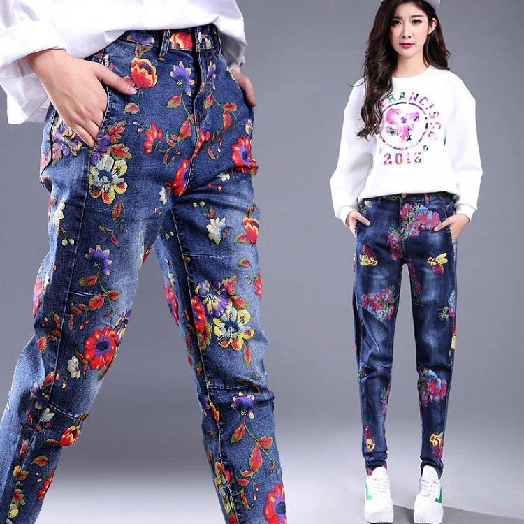 Модные джинсы весна-лето 2018