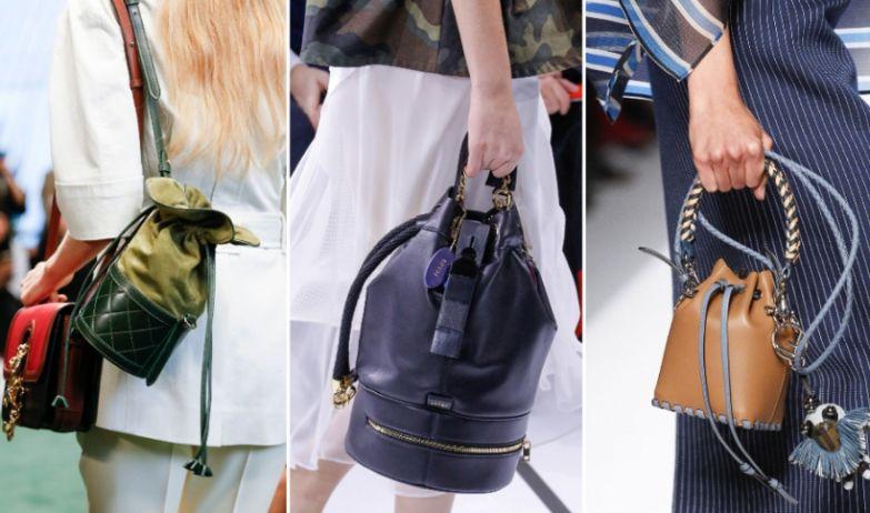 женские сумки весна-лето 2018 фото