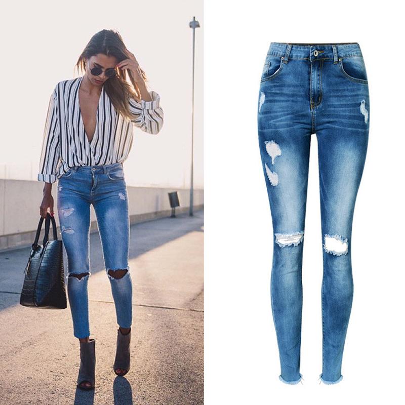 Модные джинсы этой весной 2018