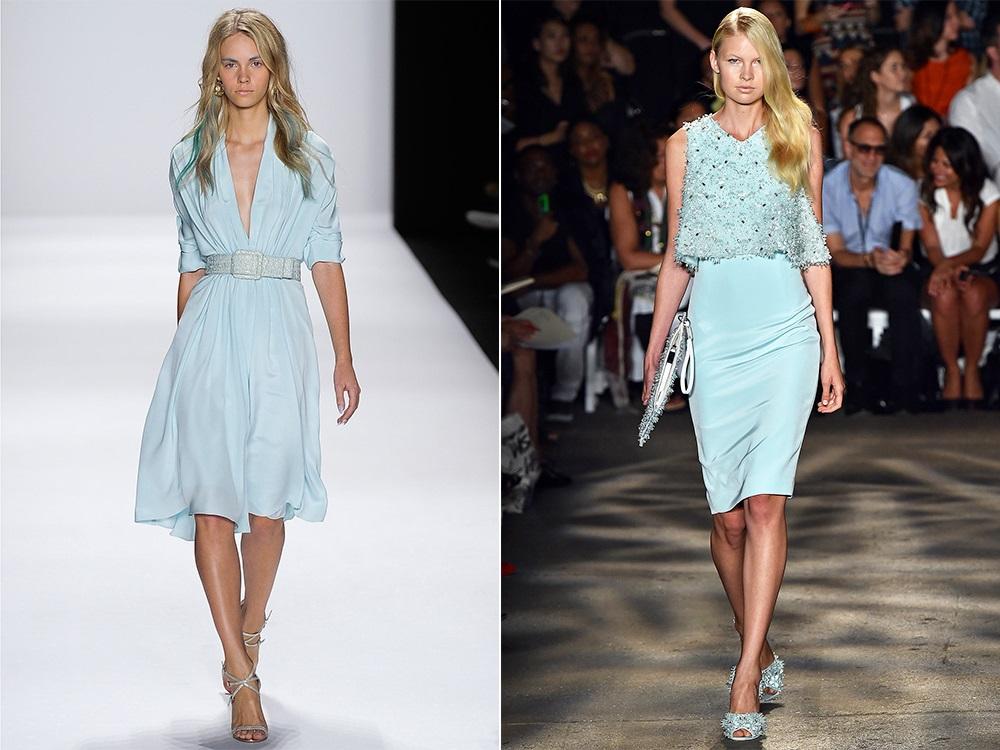 Модные платья этим летом - фото