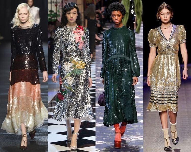 Модные тенденции весна 2018