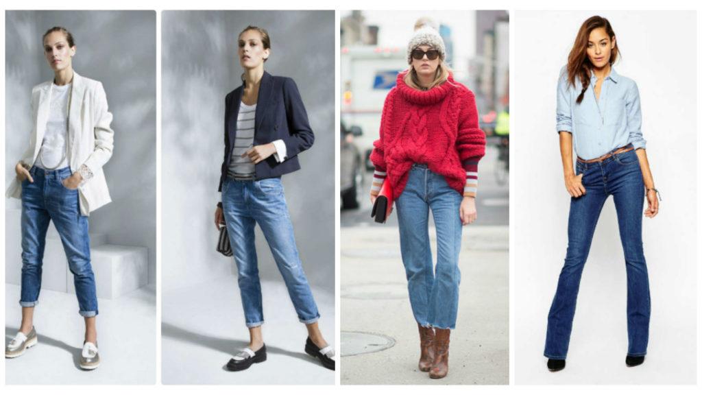 Модные джинсы весна 2018 женские