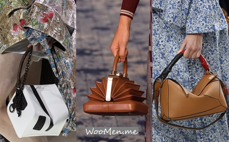 сумки весна-лето 2018 тенденции
