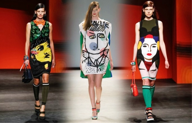 Модные тенденции весна-лето 2018