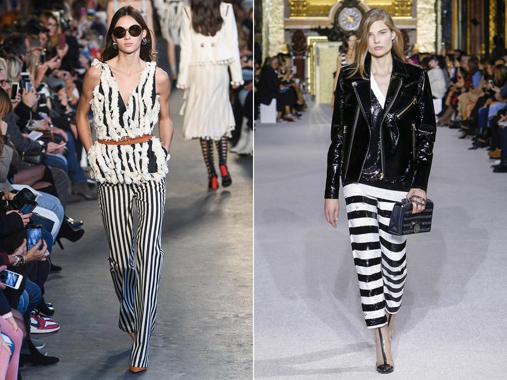 модные рисунки на одежде весна 2018