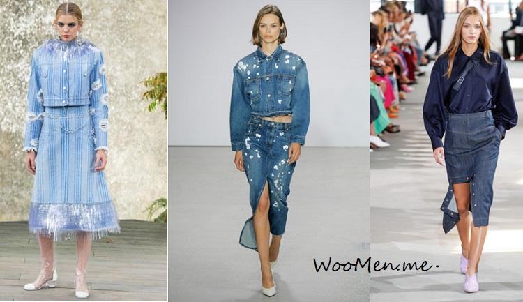 Модные тенденции весна 2018 фото