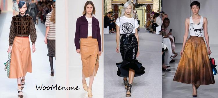 модные вещи весна 2018