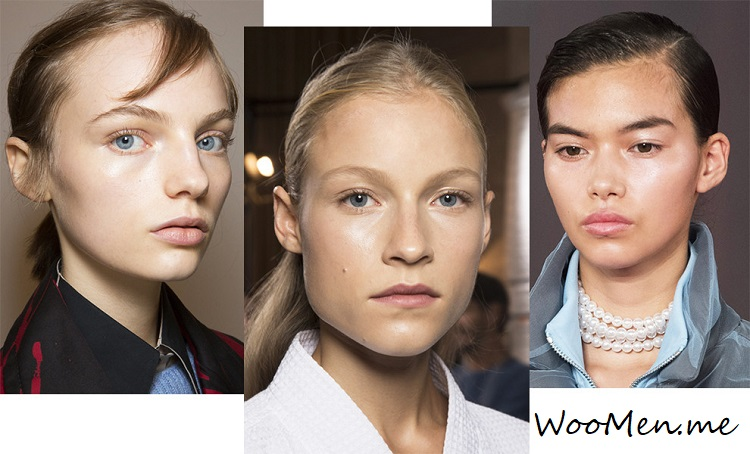 модный макияж весна-лето тенденции