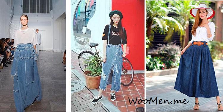 модные юбки весна-лето 2018 тенденции