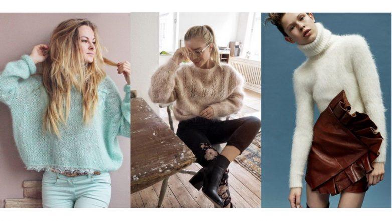 модные женксие кофты весна-лето 2018