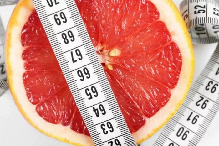 Грейпфрут в похудении
