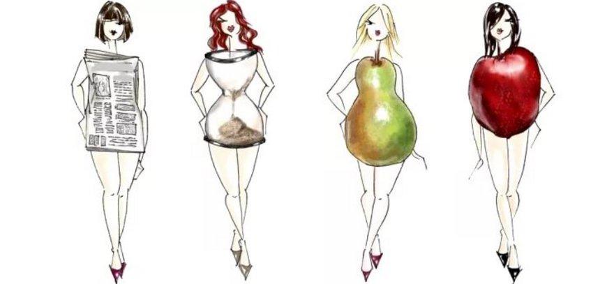 стиль брюк, фасон и особенности строения фигуры женщины