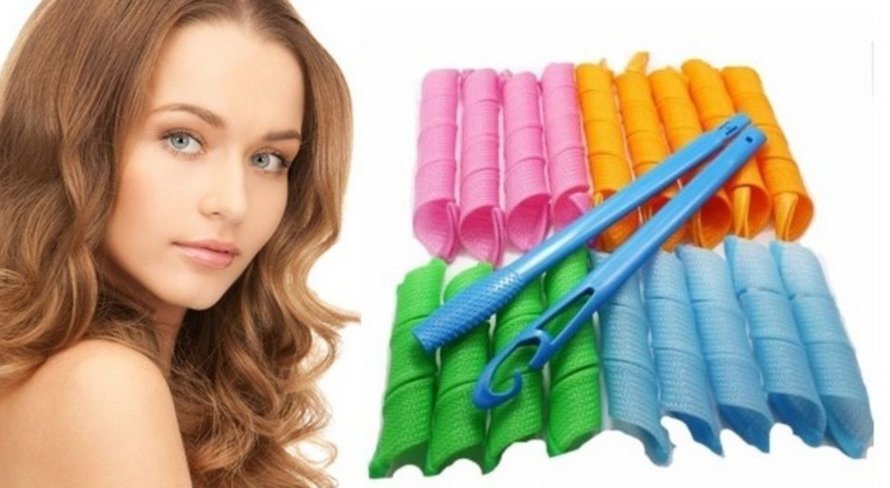 Бигуди для волос magic leverage, как пользоваться