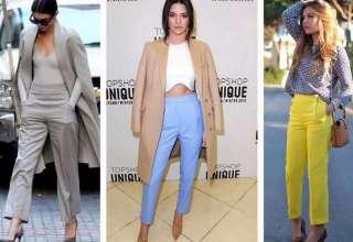 Как подобрать женские брюки по типу фигуры
