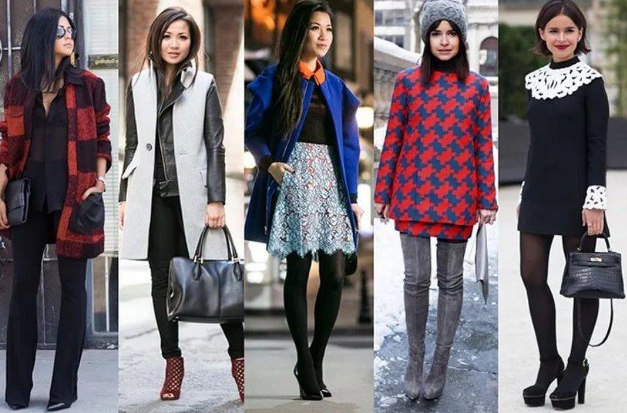 Подходящая одежда для девушек маленького роста