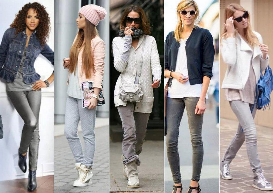 Джинсы-скини, вот какие брюки можно носить женщинам маленького роста