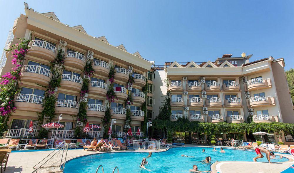 Мармарис Grand Faros Hotel, отзыв