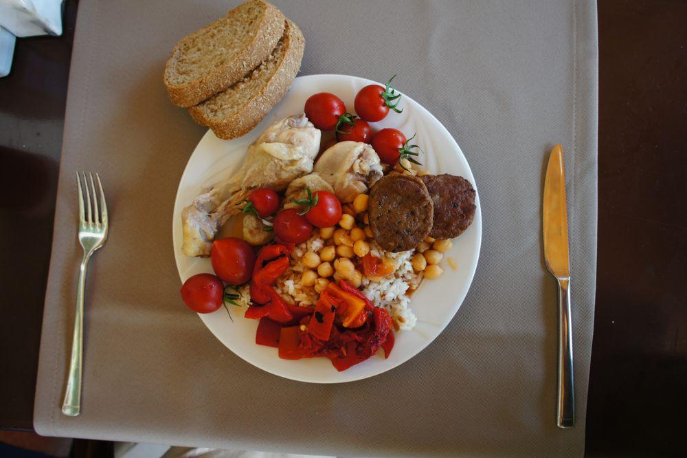 Питание в Grand Faros Hotel 4*