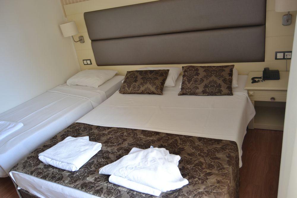 Условия в номере отеля Grand Faros Hotel Турция