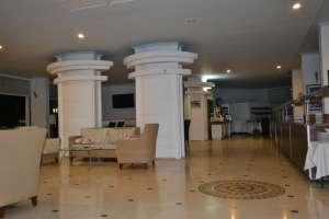 Ресторан в Мармарис Grand Faros Hotel, отзывы туриста