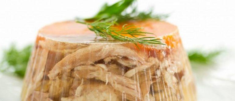 6 важных правил при приготовлении вкусного холодца