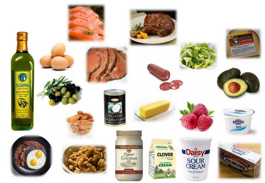 Кетогенная диета для похудения скорее является правильным питанием