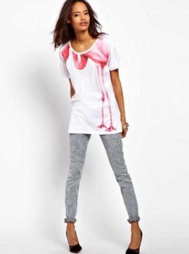 Модные футболки женские 2019 с принтами