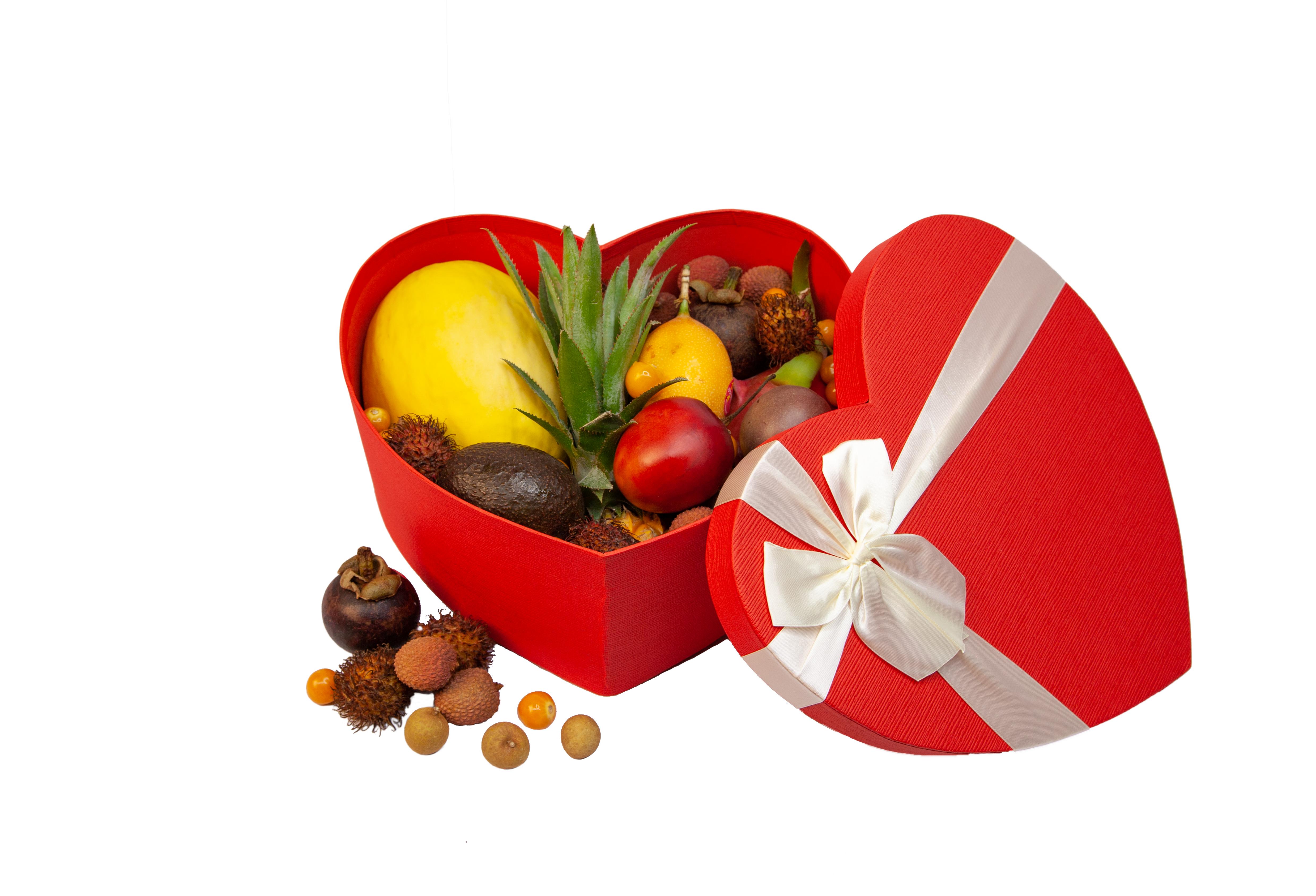 Почему корзина с фруктами - хороший подарок?