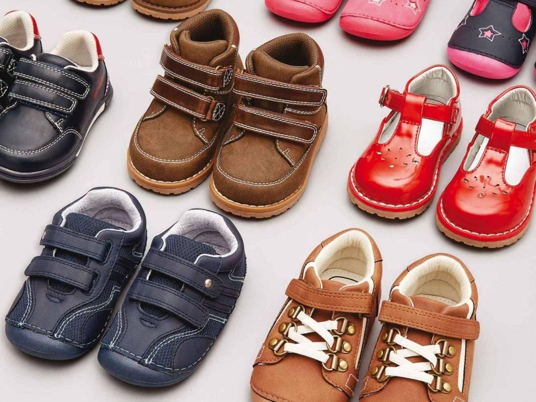 Выбор детской обуви: особенности