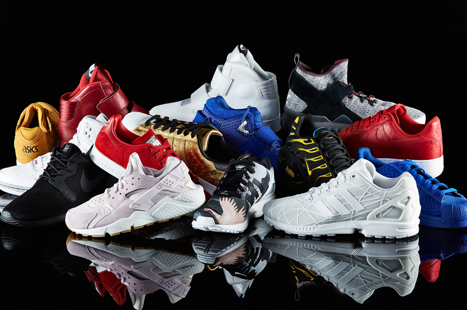 Покупка мужских кроссовок: тонкости