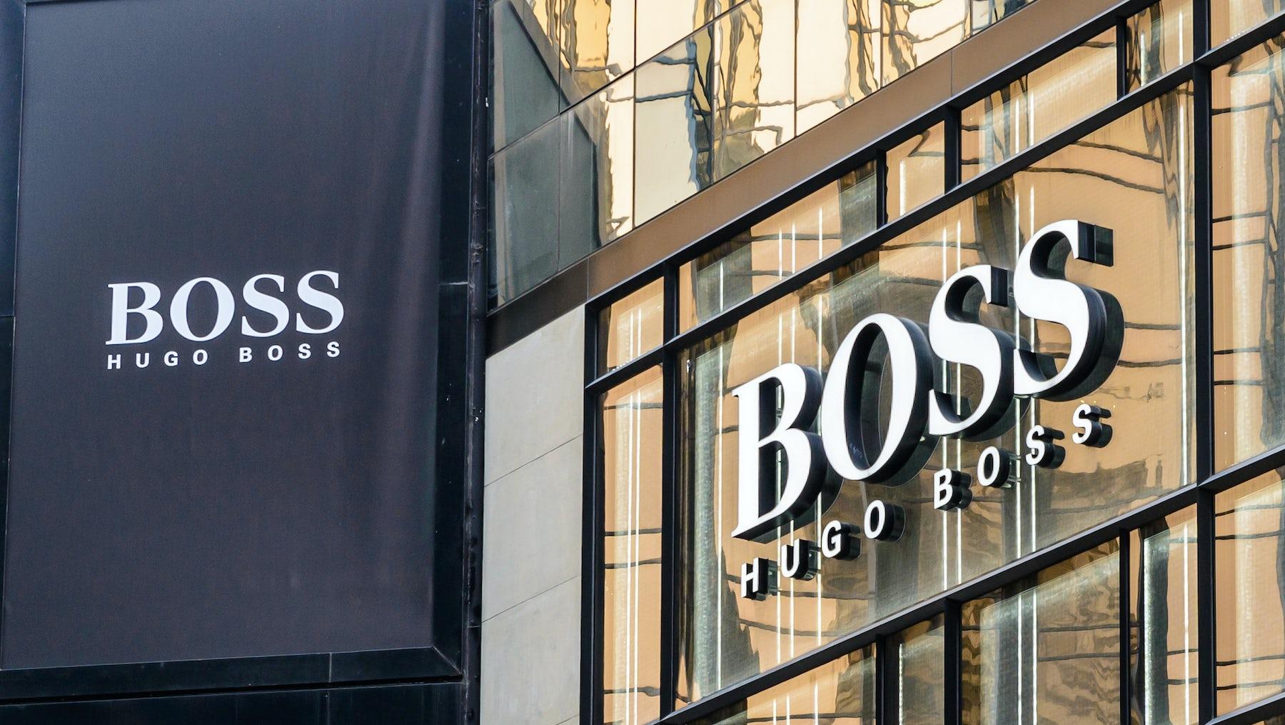 Hugo Boss: особенности бренда