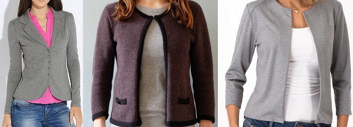 Модные женские пиджаки и жакеты осень-зима 2016-2017