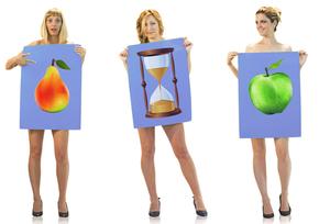 как скрыть недостатки с помощью одежды