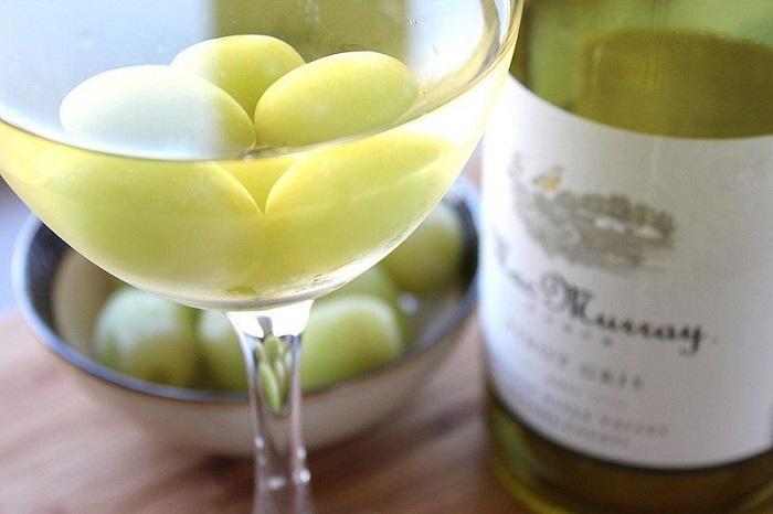 Виноградный мартини