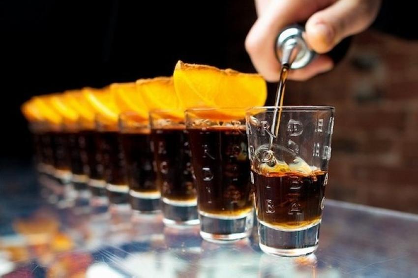 С чем пьют темный ром?